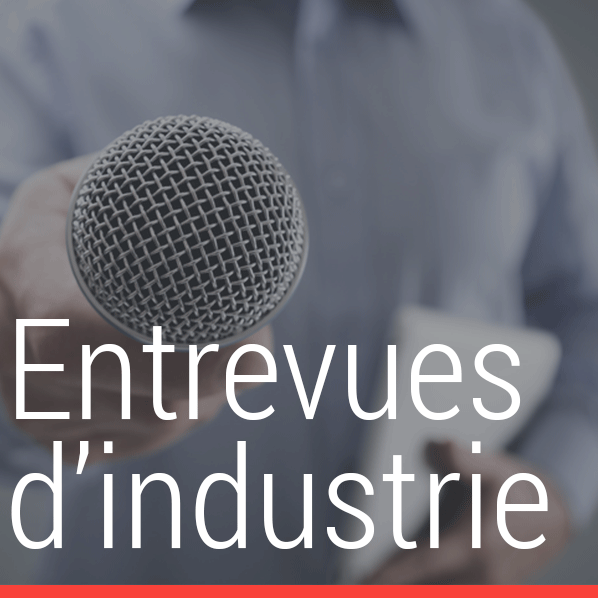 Intervues d'industrie
